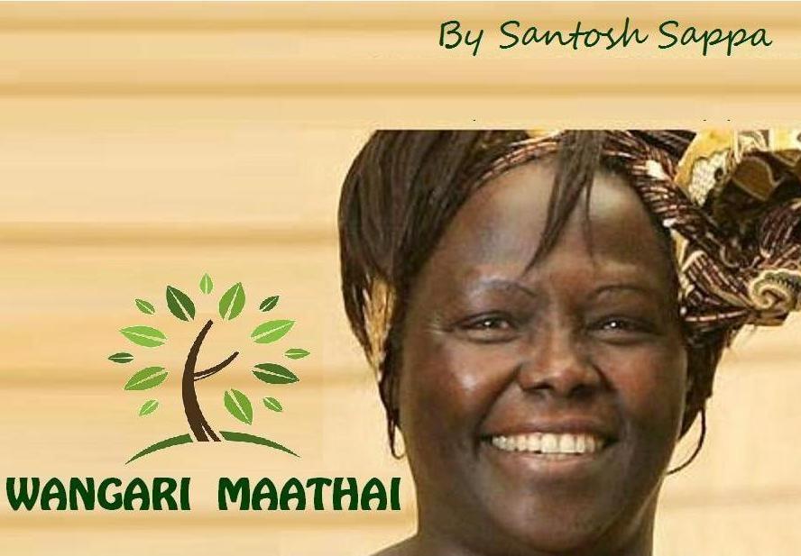 rhetorical analysis wangari maathai